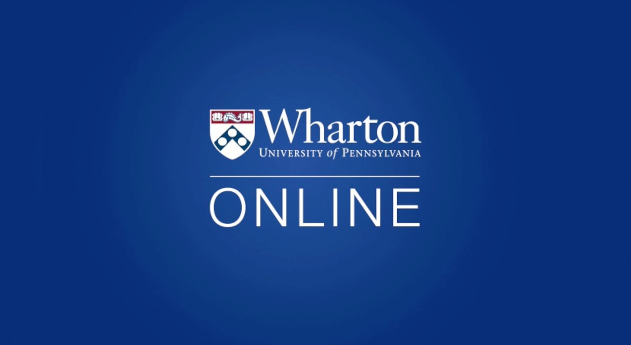 Wharton online learning wharton online xflitez Image collections