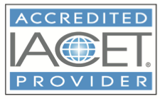 The Wharton School is accredited by IACET