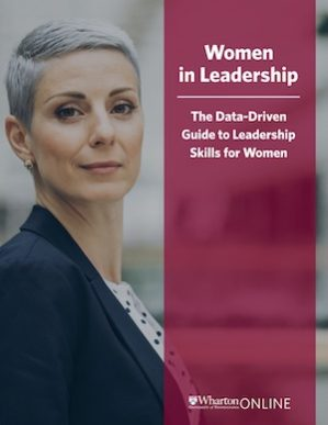 Women in Leadership Guide Cover