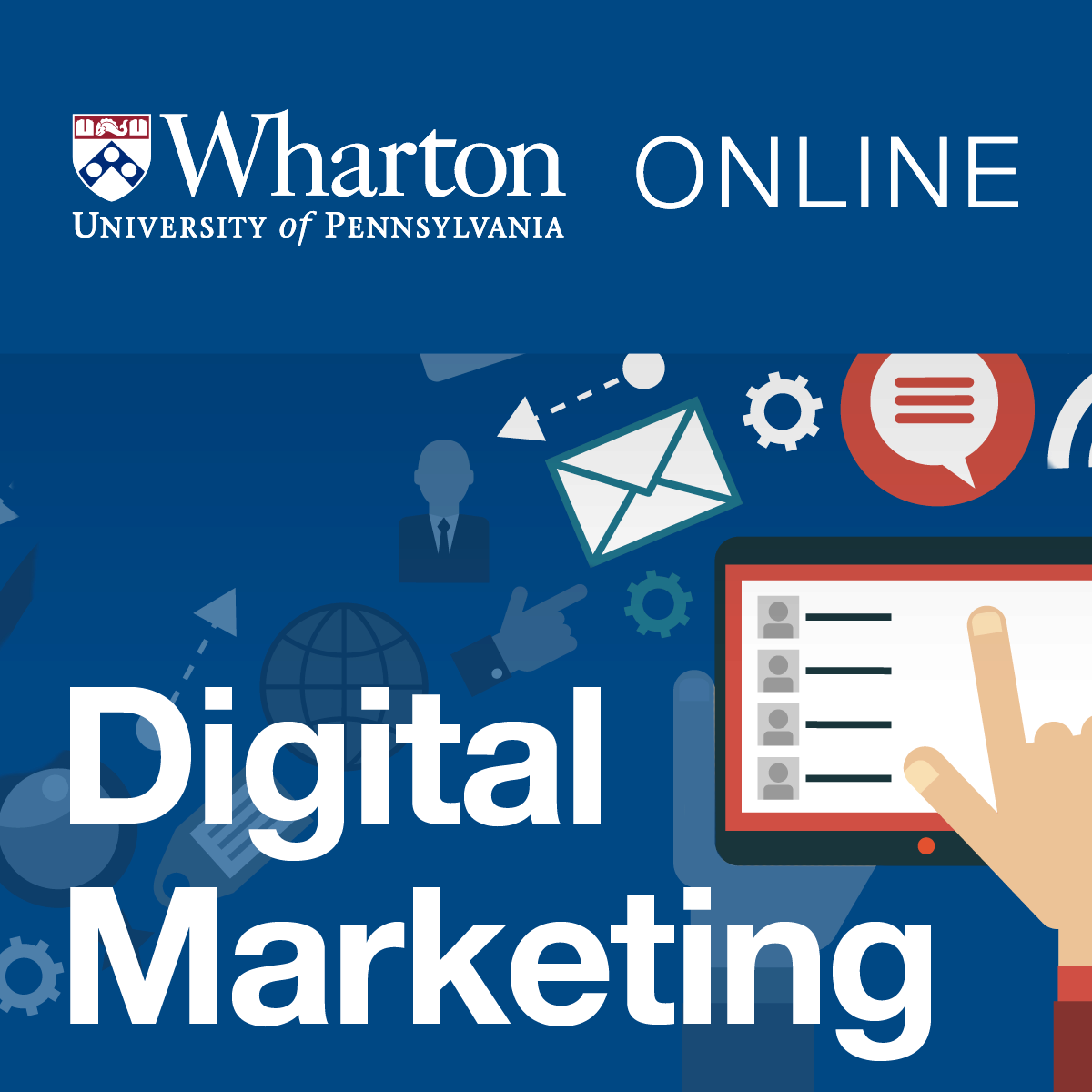 Wharton online programs online digital marketing certificate 1betcityfo Choice Image